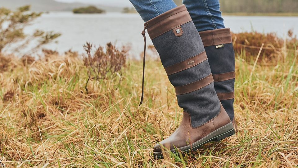 dubarry galway navy-brown